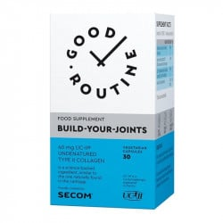 Secom Good Routine Build Your Joints, 30 capsule