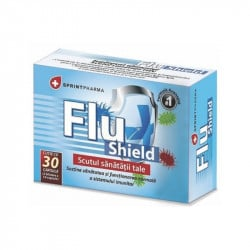 Flu Shield, 30 capsule