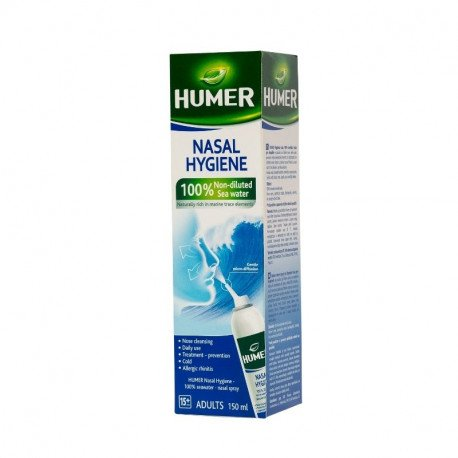 Humer adulti 100 % apa de mare, 150 ml spray