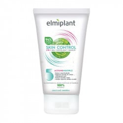 Elmiplant Skin Control 3 In 1 Gel, Exfoliant Masca, 150 ml