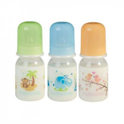 Baby Nova Biberon decor PP fara bpa 46000 ,125ml