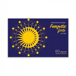 Femovita Forte Day & Night, 60 capsule