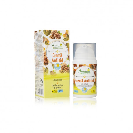 Naturalis Crema de zi Antirid 45+, 50 ml