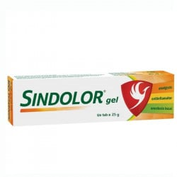 Sindolor gel, 25g
