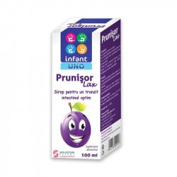 Infant uno Prunisor lax, 100 ml