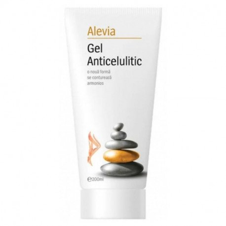 Alevia Gel anticelulitic, 200 ml