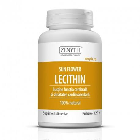 Sun Flower Lecithin x 120 g pulbere
