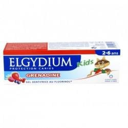 Elgydium pasta dinti junior rodie, 50ml
