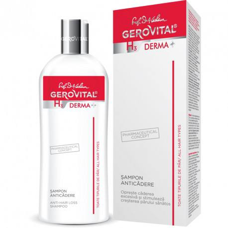 3910 GH3 Derma+ Sampon anticadere, 200ml