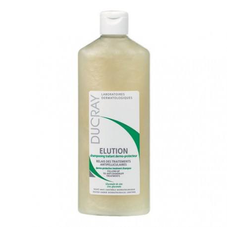 Ducray sampon Elution, 300ml