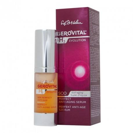 Gerovital H3 Evolution Ser perfect anti age, 15 ml