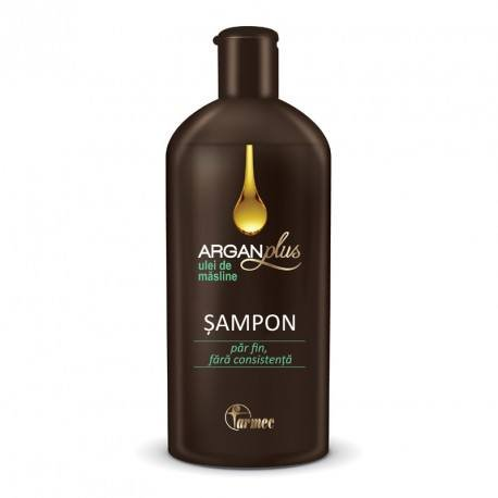 3530 Argan Plus sampon cu ulei masline, 250ml