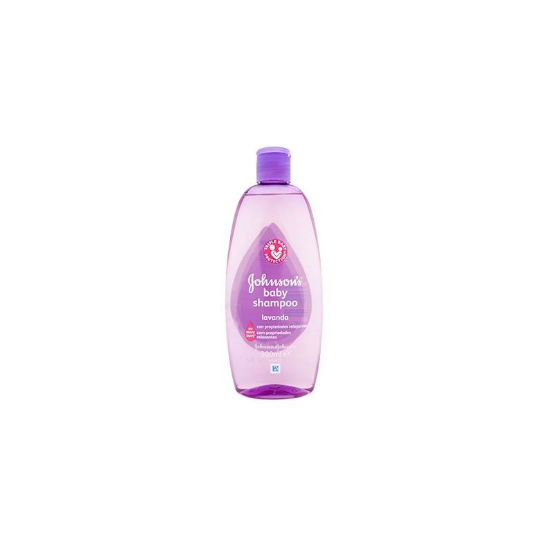 Johnson's Baby Sampon levantica, 300 ml