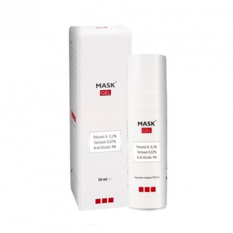 Mask gel anti-acnee, 30 ml