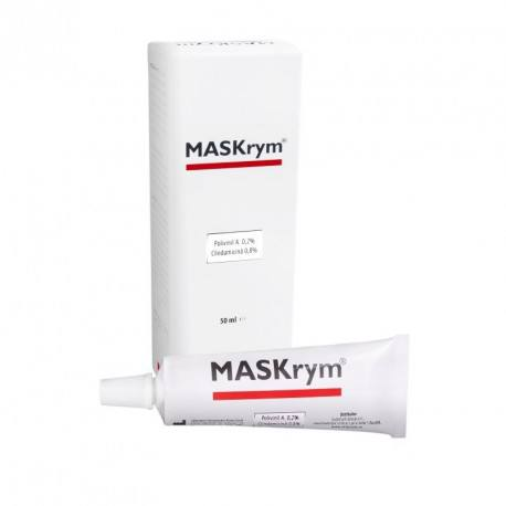 Maskrym Emulsie anti-acnee, 50 ml