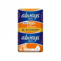 Always duo pack ultra  plus(20) new