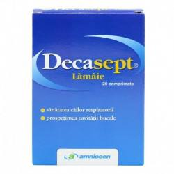 Decasept lamaie x 20cpr.