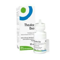 Thealoz duo, 10 ml solutie oftalmica