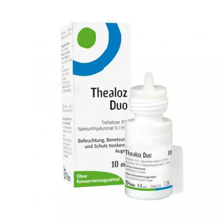 Thealoz duo x 10 ml. sol. oft.