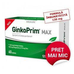 W GinkoPrim Max 120 mg, 60 tablete