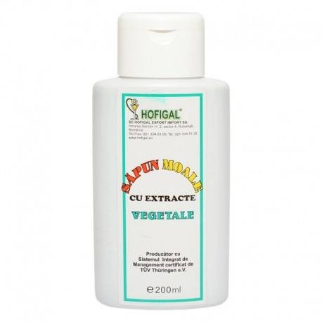 HOFIGAL Sapun moale lichid vegetal  x 200 ml
