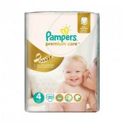 Pampers nr.4 Premium Care Maxi 8-14 kg x 20 buc