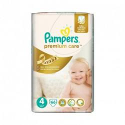Pampers nr.4 Premium Care 7-14 kg x 66 buc
