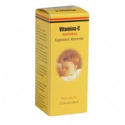 Vitamina C picaturi x 15ml