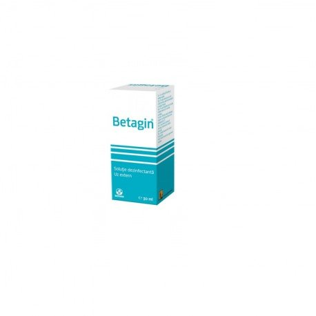 Betagin solutie dezinfectanta, 30 ml