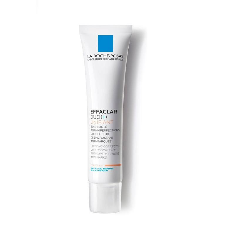 Effaclar Duo+ uniformizator crema corectoare anti-imperfectiuni Light, La Roche Posay, 40 ml