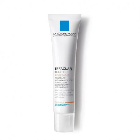 Effaclar Duo+ uniformizator crema corectoare anti-imperfectiuni Medium 40ml, La Roche Posay