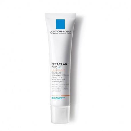 Effaclar Duo+ uniformizator crema corectoare anti-imperfectiuni Medium, La Roche Posay, 40 ml