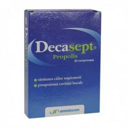 Decasept propolis x 20cpr.