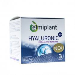 Elmiplant crema ten de noapte cu acid hialuronic, 50ml