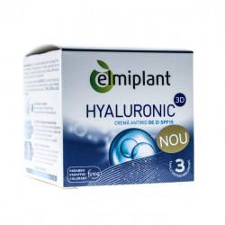 Elmiplant crema ten de zi cu acid hialuronic, 50ml