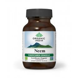 ORGANIC INDIA Neem | Antibiotic Natural