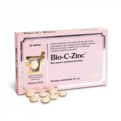 Bio C Zinc, Pharma Nord, 30 tablete