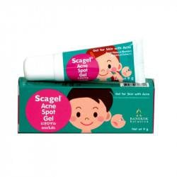 Scagel Acne Spot Gel acnee si pete ten, 9g