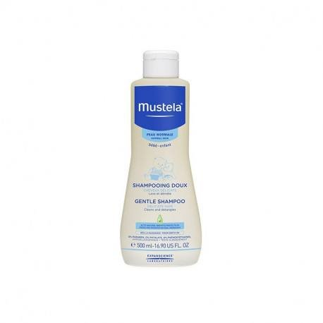 Mustela Sampon delicat, 500 ml