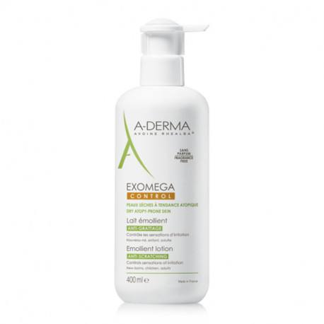 Ducray Aderma Exomega Control lapte emolient 400ml