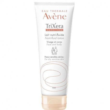 Avene Trixera Nutrition lapte, 200ml