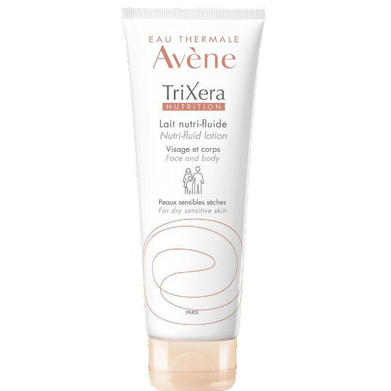 Avene Trixera Nutrition lapte, 200 ml