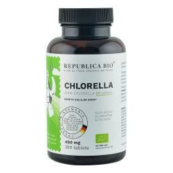 Chlorella ecologica 300 tablete, Republica BIO