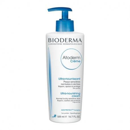 Bioderma Atoderm Crema, 500ml