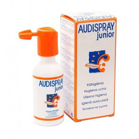 Audispray Junior, 25 ml