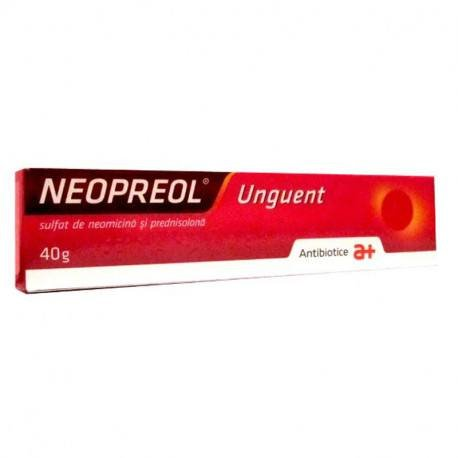 Neopreol unguent x 40 g   IS
