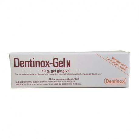 Dentinox gel N x 10 g super