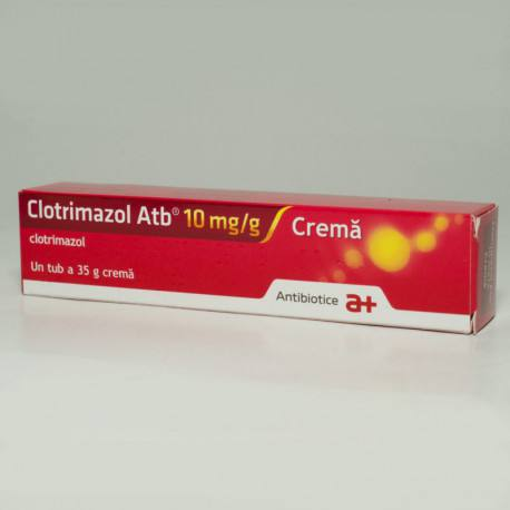 Clotrimazol crema x 35 g  IS