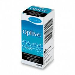 Optive solutie x 10ml