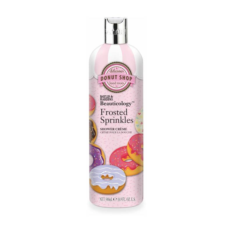 Baylis & Harding Gel-crema de dus Beauticology Frosted Sprinkles, 500 ml